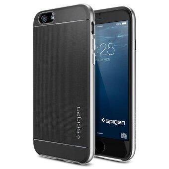SPIGEN เคส Apple iPhone 6 / 6S Case Neo Hybrid (Satin silver)