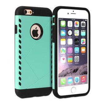 GMYLE เคสกันกระแทก สำหรับ iPhone 6s (สีมิ้นกรีน)