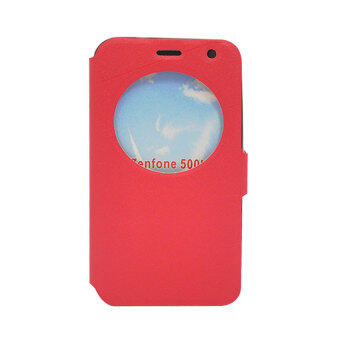 Asus เคส Zenfone Laser 5.0 (ZE500KL) (สีแดง)