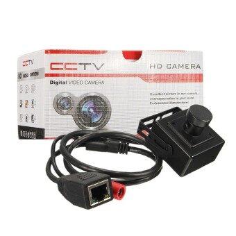จท 720P 3.6มมแบบมีกล้องวงจรปิดซ่อนไอพีเน็ตเวิร์ก DigitalVideo มินิ cmos คือความปลอดภัย-Elec ห้าง