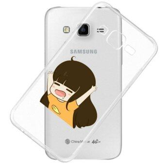 AFTERSHOCK TPU Case Samsung Galaxy J7 2015 (เคสใสพิมพ์ลาย That's me) / Thin 0.33 mm