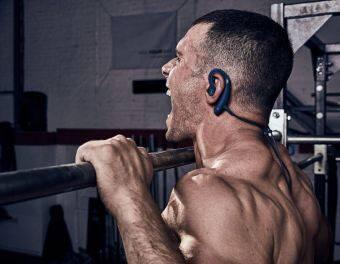 Sony หูฟัง Sport In-Ear