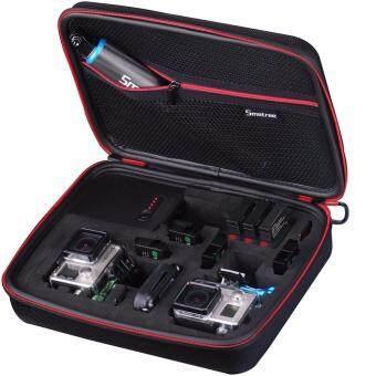 Smatree G260P5 กระเป๋ากล้อง GoPro พร้อม PowerBank