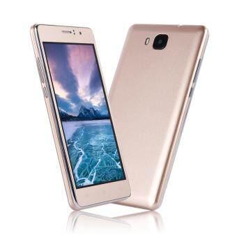 รีวิว Allwin Smartphone 3G 5.0 Inch MTK6572 K5 Dual Core for Android 4.4.2 Moblie Phone Gold - intl ข้อมูล