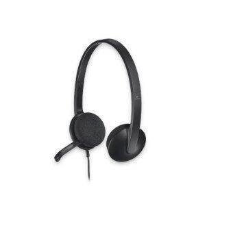 Logitech ชุดหูฟัง USB รุ่น