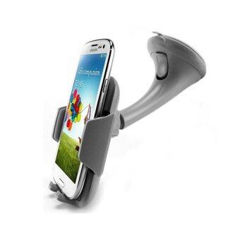 Center CAR holder for iphone smartphonesที่วางมือถือในรถยนต์(Black)