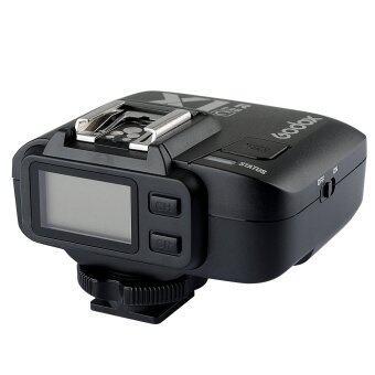 GODOX x1R-C 32 แชนแนล TTL 1/8000s รีโมทไร้สายชัตเตอร์ปล่อยแฟลชเครื่องสำหรับ Canon EOS GODOX x1T-C โทรเลข