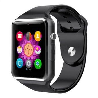 KS smart watch นาฬิกาโทรศัพท์ บลูทูธ ถ่ายรูป รุ่นA1 (สีดำ)