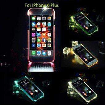 DT เคส iPhone 6Plus ไฟกระพริบสีขาวใส