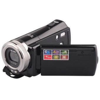 HD-56E 2.7 LCD Screen 16.0 MP Zoom Digital Video Recorder Camera (Black)