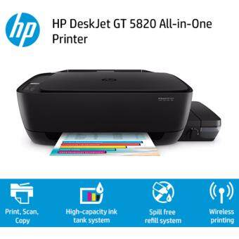 HP Deskjet GT5820 All in one/Tank หมึกพร้อมใช้งาน1ชุด