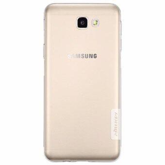 Nillkin เคส Samsung Galaxy J7 Prime รุ่น Premium TPU case (สีขาวใส)