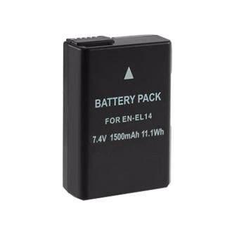 แบตกล้อง Nikon D3100 D3200 D3300 D3400 D5100 D5200 D5300 D5500 Df Coolpix P7700 P7800, แบตเตอรี่ SPA Battery Replace Nikon EN-EL14 EN-EL14a Lithium Type