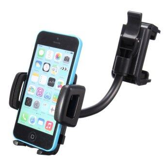 Harga Universal Car Rear View Mirror Mount Stand Holder For Smartphone