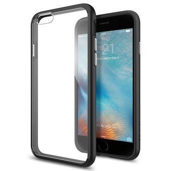 SPIGEN เคส Apple iPhone 6 / 6S Case Ultra Hybrid (Black)