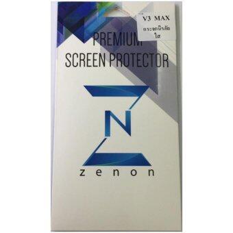 Zenon Tempered Glass ฟิล์มกระจกนิรภัยใส V3 MAX(Clear)