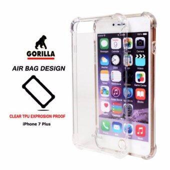 Gorilla Case Air Bag TPU Clear กอริล่า เคสใสกันกระแทก For iPhone 7 Plus