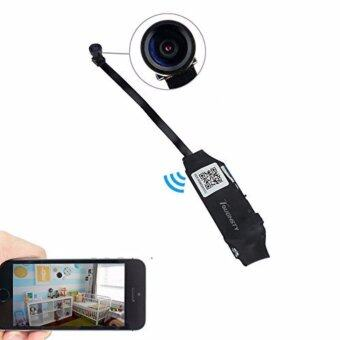 Astro กล้องวงจรปิดไร้สาย Mini Wifi P2P 720P HD Security Hidden Camera Motion Detective
