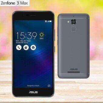 Asus Zenfone 3 Max ZC520TL 16GB ประกันศูนย์ (สีเทา)