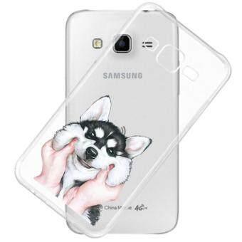 AFTERSHOCK TPU Case Samsung Galaxy J5 2015 (เคสใสพิมพ์ลาย Siberian) / Thin 0.33 mm