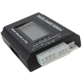 คอมพิวเตอร์แอลซีดีพีซีดิจิตอล 20/24 pin 4 ม, อ.ATX BTX ITX SATA พาวเวอร์ซัพพลายฮาร์ดดิสก์ไดรฟ์อุปกรณ์ทดสอบ