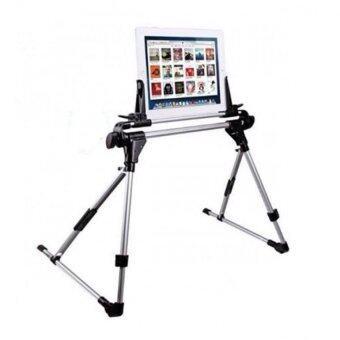 iPad Stand 201 ขาตั้ง iPad iPhone หรือ Smartphon Tablet (สีเงิน)