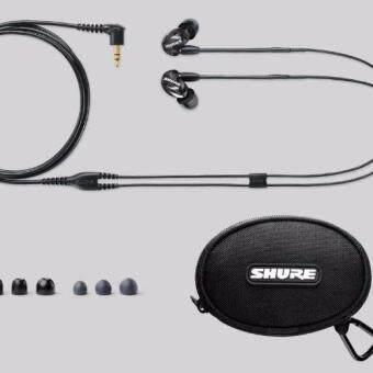 SHURE หูฟังเพลง มอนิเตอร์ SE215