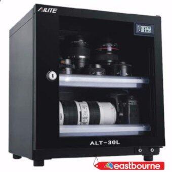 AILITE DRY CABINET ตู้กันชื้น รุ่น ALT-30L (Black)