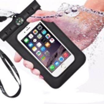ซองกันน้ำสำหรับโทรศัพท์มือถือ Waterproof Bag