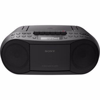 เครื่องเล่นวิทยุ CD เทป Sony รุ่น CFD-S70