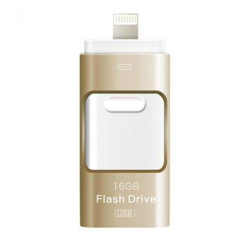 i-Flash Drive HD DATA 16GB iPhone/iPad สีทอง