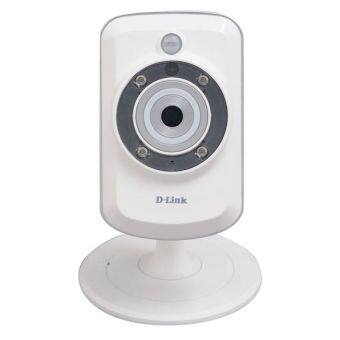 Dlink DCS-942L mydlink-enabled Enhanced Wireless N Day/Night Home Network Camera