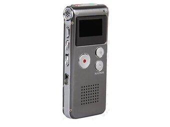 Took Dee Com เครื่องอัดเสียง SK-012 8GB (Grey)
