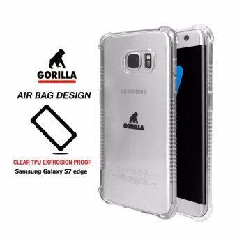 Gorilla Case Air Bag TPU Clear กอริล่า เคสใสกันกระแทก For Samsung S7 Edge