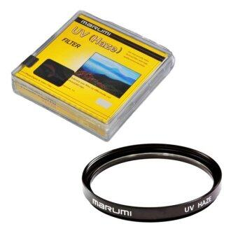 Harga Marumi Filter UV ECONOMI Haze 52mm (Black)