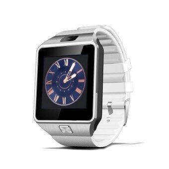 ATM นาฬิกาโทรศัพท์ รุ่น NZ09 (สีขาว) กล้องนาฬิกาบูลทูธ ใส่ซิมได้ Bluetooth Smart Watch SIM Card Camera