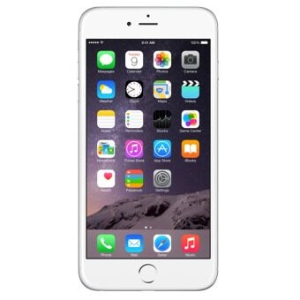 Apple iPhone 6 Plus 4G 16 GB ประกัน Mac Center (Silver)