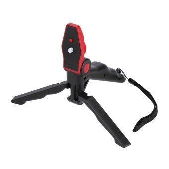 Andoer 2ใน1 มินิแบบพกพาพับโต๊ะเสื้อขาตั้งบูธ+จับมือถือสำหรับ GoPro Hero 4/3+/3/2/1 ดีซี DSLR SLR กล้อง และสมาร์ทโฟน