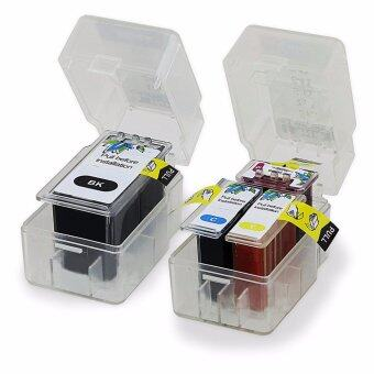 PRITOP Axis / Canon inkjet E500/E510/E600 ใช้ตลับหมึกอิงค์เทียบเท่ารุ่น PG-88/CL-98 Pritop