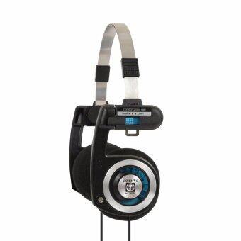 Koss หูฟังแบบครอบหู รุ่น Porta Pro On-Ear (Black/Silver)