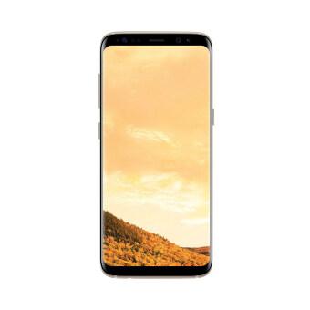 ขายดี Samsung Galaxy S8 (Maple Gold) check ราคา