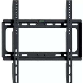 ชุดขาแขวนทีวี LCD, LED ขนาด 14-32 นิ้ว TV Bracket แบบติดผนังฟิกซ์ (Black)