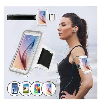 SAVFY ปรับสายพานวิ่งจ๊อกกิ้งยิมปลอกแขนกีฬาสำหรับ Samsung Galaxy S6/S6 edge