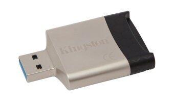 Kingston FCR-MLG4 MobileLite G4 USB 3.0 การ์ดรีดเดอร์ สำหรับ Micro SD HC XC TF