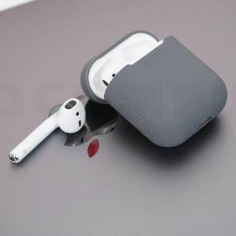 เคส Airpods สีเทา (Airpods Silicone Case)