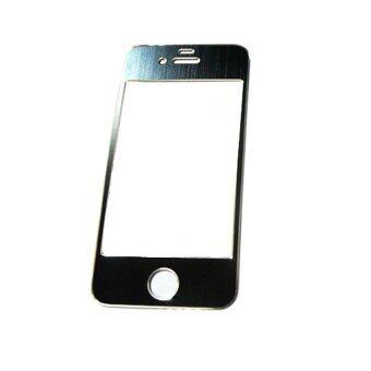 All Mate ฟิล์มกระจกนิรภัยกันกระแทกและรอยขีดข่วน ไอโฟน 6 ไทเทเนียม Full HD (Clear)