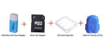 Elit 16GB Micro SD Card Class 10 Fast Speed (ฟรี! ของแถม 4 ชิ้น) (image 4)