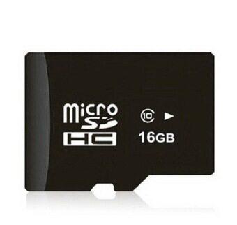 Elit 16GB Micro SD Card Class 10 Fast Speed (ฟรี! ของแถม 4 ชิ้น) (image 1)
