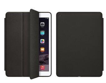 1st Shop เคสไอแพด มินิ 4 Leather Flip iPad mini 4 Case Ultra slim PU Leather Flip Case For Apple iPad Mini 4 (ดำ)