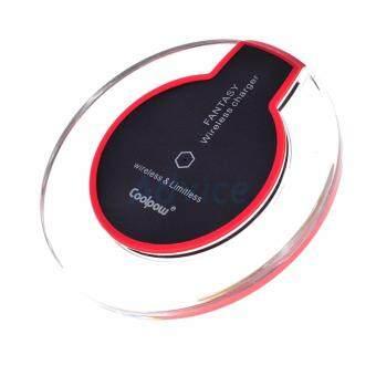 Coolpow แท่นชาร์ตไร้สาย ใช้ได้ทั้ง iPhone และ Android (ของแท้)